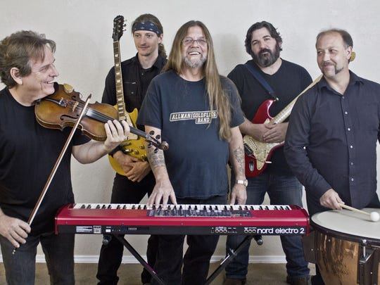 The Allman-Goldflies Band
