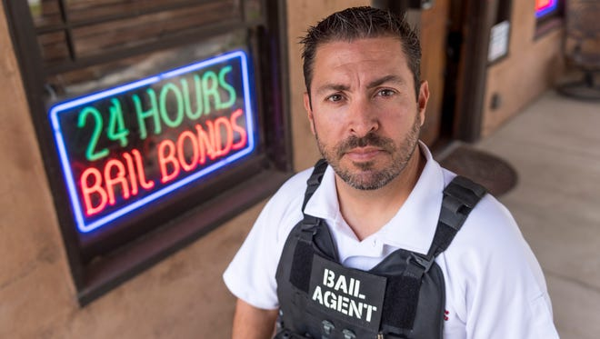 Visalia bail bondsman Scott James is one of many across California affected by the elimination of bail effective in October of 2019.