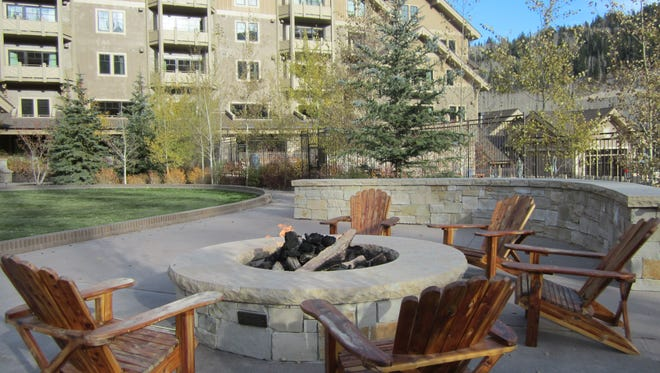 The Montage Deer Valley resort in Park City, Utah, made AAA's Five Diamond list of hotels this year.
