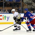 """Rangers' McDonagh practices, """"doubtful"""" for Game 3"""