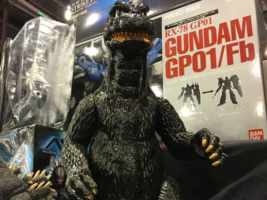 Godzilla model for $325 from Collectors Marketplace