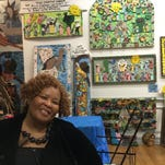 Mary L. Proctor is both artist and curator at the American Folk Art Museum.