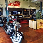 Indian Motorcycle is holding its grand opening celebration Saturday in Fort Collins.