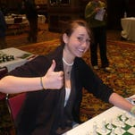 Alex King was an amateur competitive chess player and homecoming queen her senior year at Owen High.