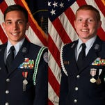 Two JROTC cadets accepted into prestigious summer camp