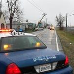 Crash prompts road closure