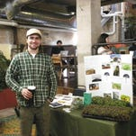 Teri Gronski from Groche Organic Farms is one of the farmers scheduled to attend the Incredible Edible Green Bay on March 12 at Kavarna Coffee House in downtown Green Bay.