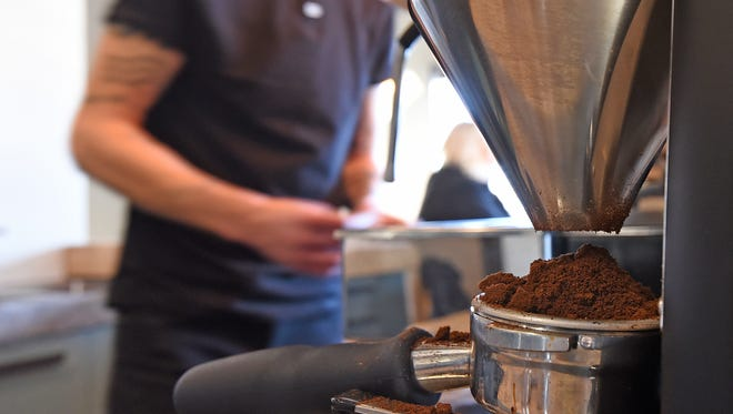 The Ontario Coffee Department opened Thursday near the corner of Park Avenue West and Shelby-Ontario Road.