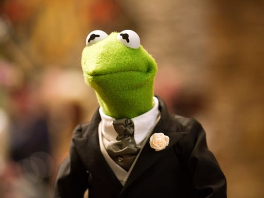 'Muppets: Most Wanted' wedding