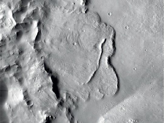 EU Mars Underground Lakes