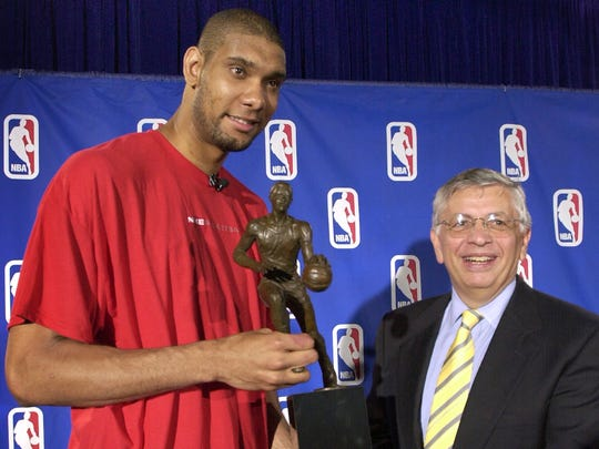 The First MVP.