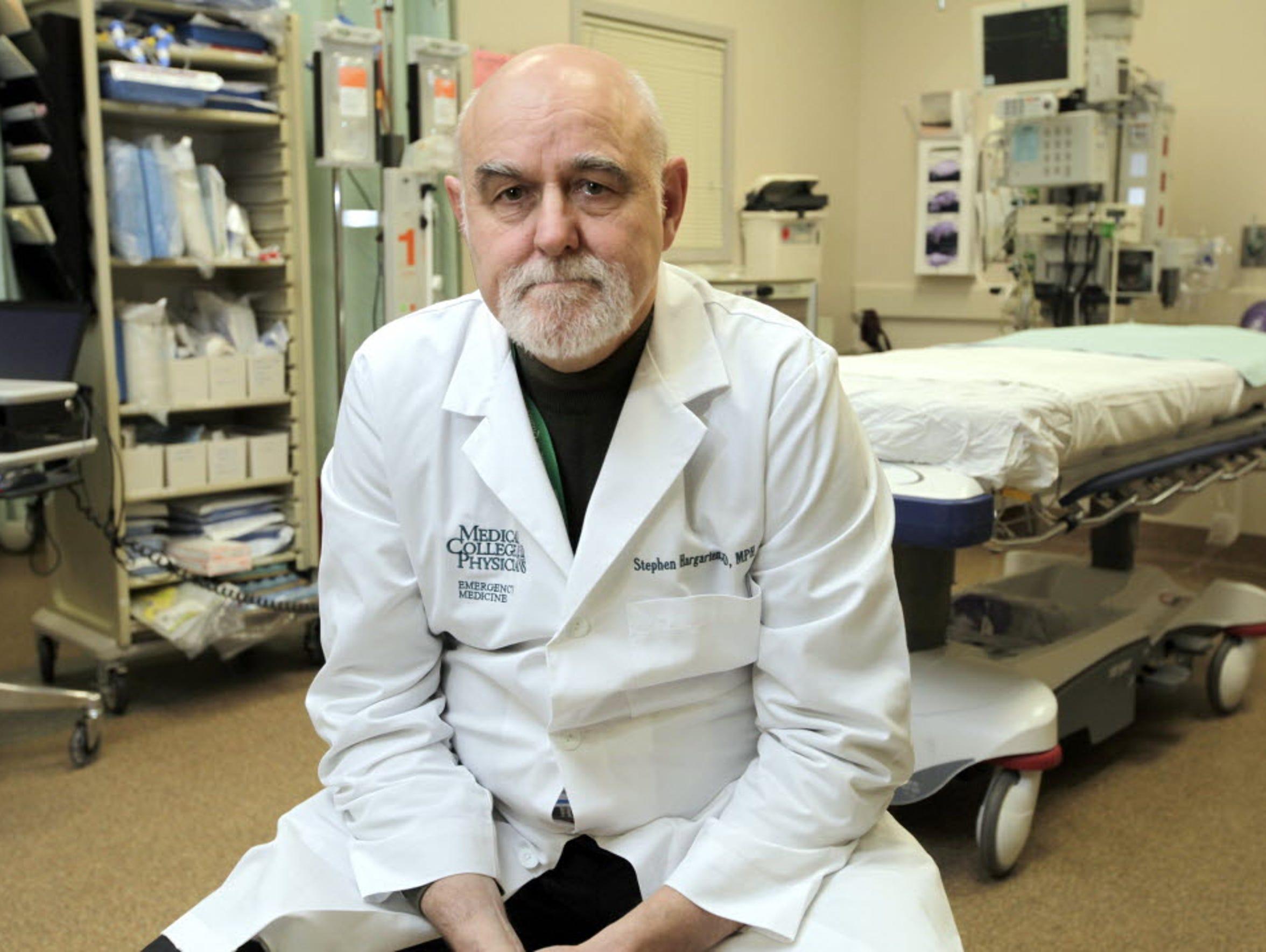Stephen Hargarten, director of the Injury Research