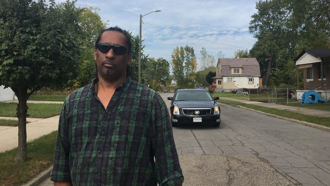 Michael Williams, 61, of Detroit said he was trying to save his neighbor Oct. 9, 2017, from a vicious pit bull when his gun went off, accidentally killing the woman.