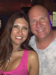 Greg Boaz and his wife Julie Boaz. They own the Palapa Bar in Kemah, Texas. They died in a single-engine plane crash approaching Detroit City Airport on Sunday, June  24, 2018.