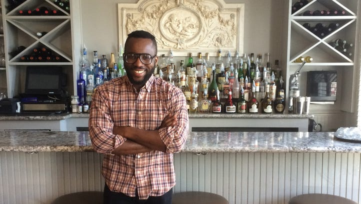 Tunde Wey is the brains behind From Lagos, a traveling Nigerian dinner pop-up and conversation series that stops in Detroit's Supino Pizzeria Monday, April 3. On the menu: a conversation about anti-immigrant sentiment in the U.S.
