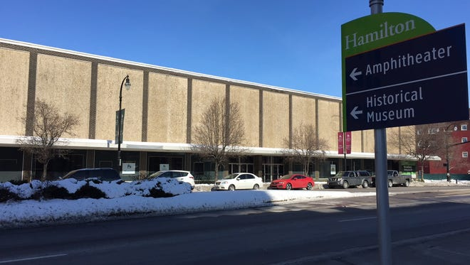 The once-abandoned Elder Beerman department store on Hamilton's High Street is the New site for the Startek call center and 682 jobs.