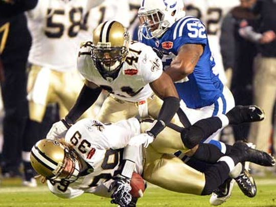 Former New Orleans Saint Chris Reis will be the speaker at this year's FCA/AutoZone Liberty Bowl breakfast on Dec. 27.