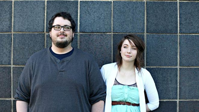 Texas-based duo The Oh Hellos consists of siblings Tyler and Maggie Heath. They're playing a show at O'Reilly Family Event Center Feb. 19.