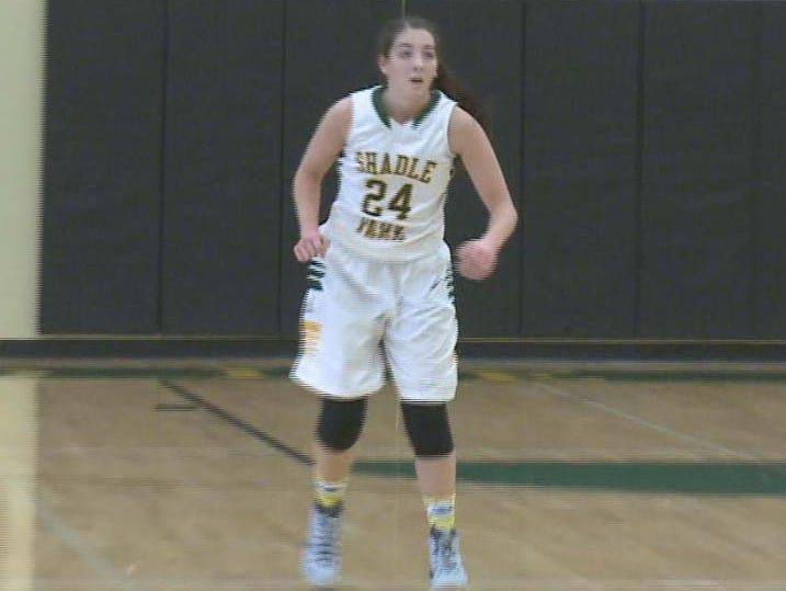 The Shadle Park guard scored 20 points to lead the Highlanders to the 3A District Title.