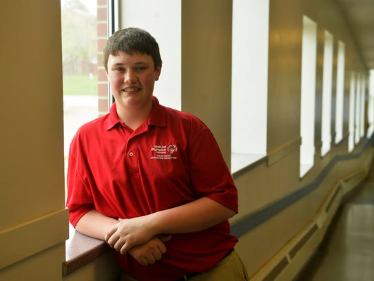 Jayson Wanner, the Special Olympics Montana volunteer
