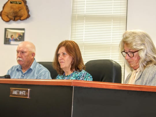County Commissioners review Ordinance 16-07 Sustainable
