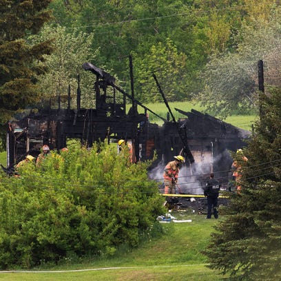 An early morning fire claimed the lives of four in