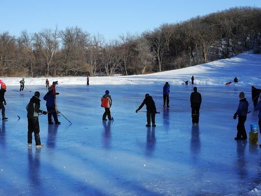 Tuthill Park Broom Ball