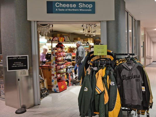 GPG Airport Gift Shop