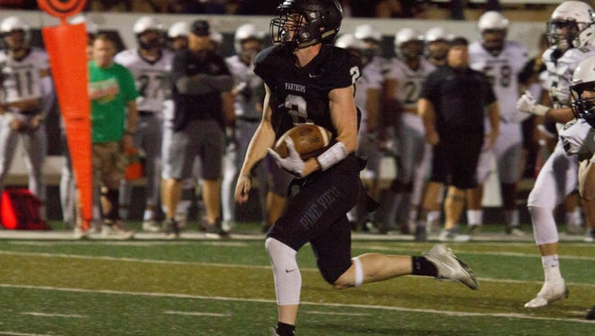 Pine View's Dallin Brown headlines the Region 9 quarterbacks.