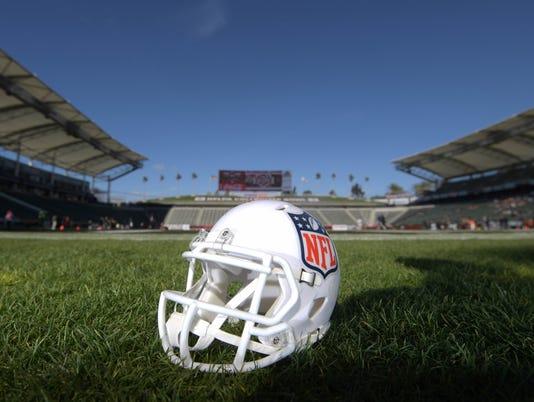USP NFL: NFLPA COLLEGIATE BOWL S FBN UNI CA