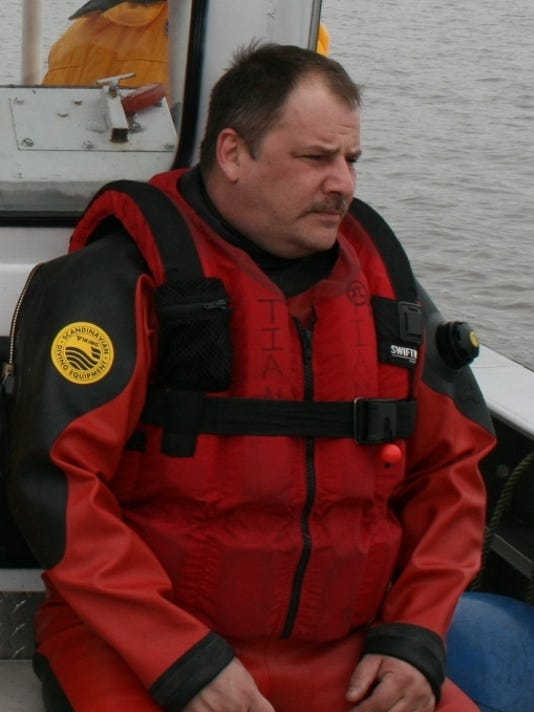 Ulster County Sheriff's Office Sergeant Kerry Winters