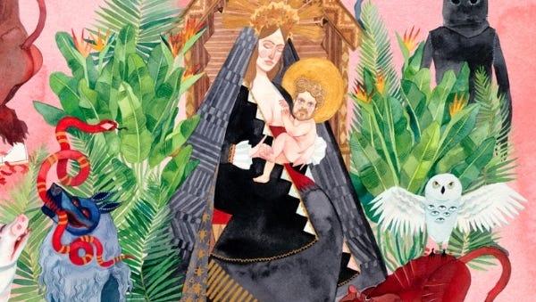 "Father John Misty, ""I Love You, Honeybear"""