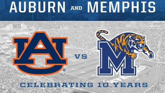 Auburn (6-6) will play Memphis (9-3) in the Birmingham