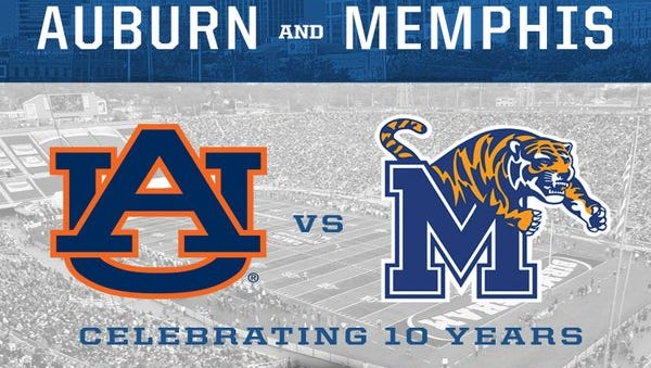 Auburn (6-6) will play Memphis (9-3) in the Birmingham Bowl at Legion Field on Dec. 30 at 11 a.m. on ESPN