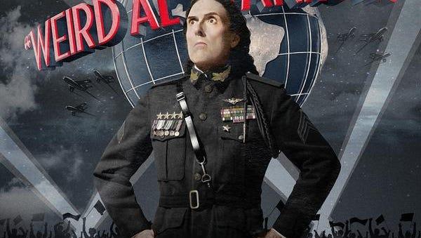 """Weird Al"" Yankovich will perform June 15 at Iroquois Park Amphitheater."
