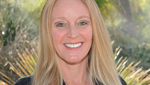 Dawn Petrick, director of park services guest relations at The Living Desert Zoo and Gardens in Palm Desert.