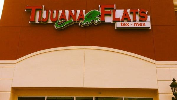 Fort Myers police are investigating an armed robbery at Tijuana Flats on Dani Drive on Tuesday, March 22, 2016.