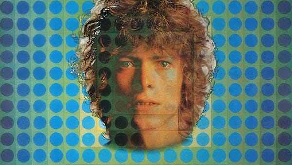 This David Bowie album sold for nearly $7,000 on Discogs.com.