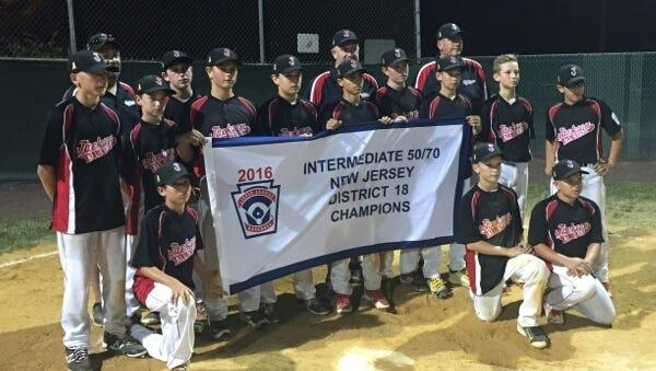 Jackson beat Beachwood to win the District 18 Intermediate title.