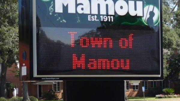 Town of Mamou