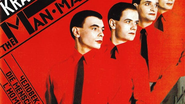 Kraftwerk is a 2017 nominee for the rock & roll Hall of Fame.
