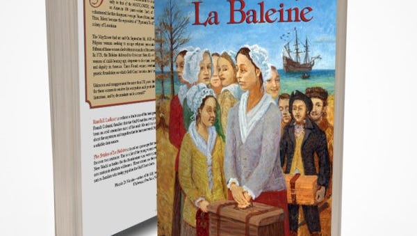 """""""The Brides of La Baleine"""" tells of a group of pioneering French women."""