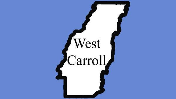 File Photo West Carroll