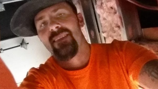 Jeremy Hawkins, 35, of Roswell is wanted for the murder of a woman inside a hotel room.