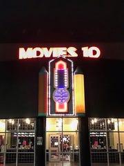 Cinemark Movies 10  on West Henrietta Road in Brighton