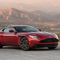 Aston Martin begins new-product blitz to raise its profile