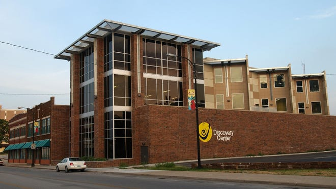 The Discovery Center of Springfield is an interactive, hands-on museum.