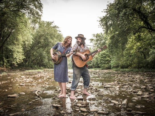 Cindy Woolf and Mark Bilyeu will perform at the four