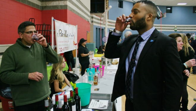Scenes from the 2016 Taste of Spring event.