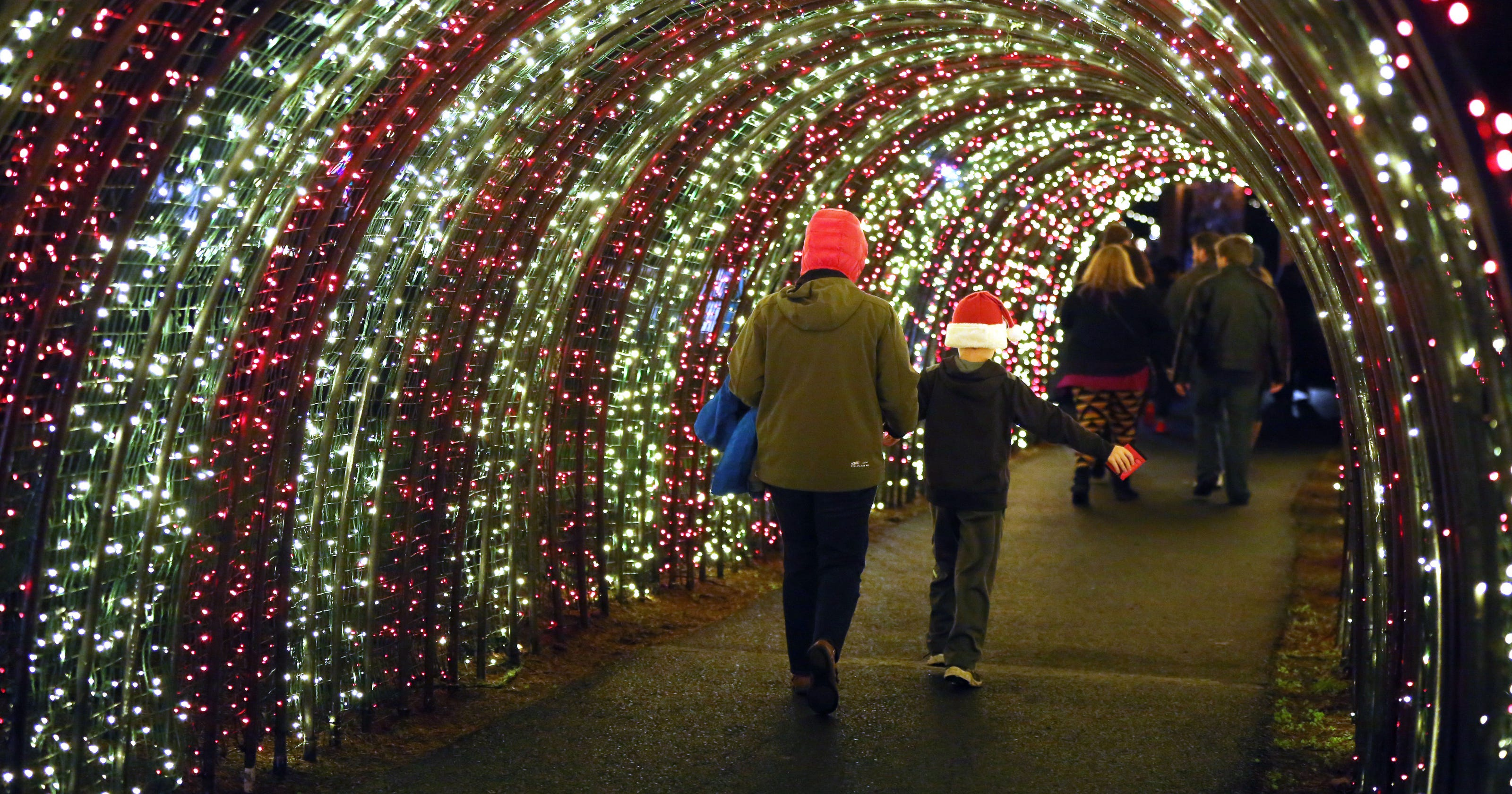Christmas in the Garden returns to Silverton brighter and boozier